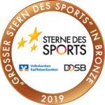 Bronzener Stern des Sports 2019