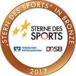 Bronzener Stern des Sports 2017